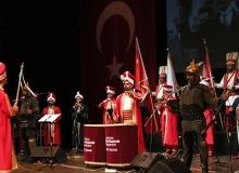 Atatürk saygı konseri ile anıldı