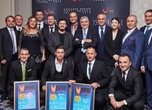 Barut Hotels WTM Londra Turizm Fuarı'ndan 5 altın madalya ile döndü