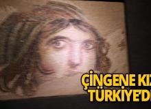 Çingene Kızı Türkiye'ye gönderildi