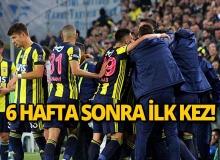 Fenerbahçe A.Alanyaspor'u 2-0 mağlup etti
