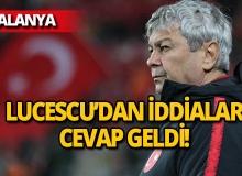 Lucescu, Alanya'da konuştu!