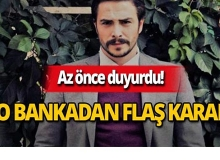 O bankadan flaş 'Ahmet Kural' kararı!