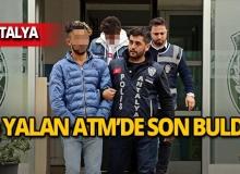 Antalya'da kiralık ev yalanıyla kandırdılar!