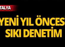 Antalya'da tam 970 adet ele geçirildi
