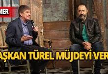 Başkan Türel'den Kemer'e müjde!