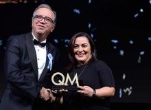 Corendon QM Awards'tan 2 ödülle döndü!