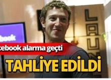 Facebook'u alarma geçiren bomba ihbarı!