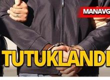 Manavgat'ta baskın : Kıskıvrak yakalandı!