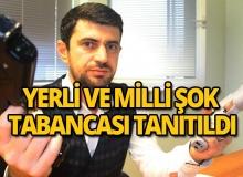Türkiye'nin yerli ve milli ilk elektroşok silahı