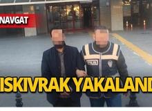 5 yıldır cinayetten aranıyordu, Manavgat'ta yakalandı!