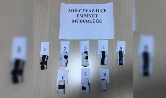Adilcevaz'da kubar esrar maddesi ele geçirildi