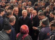 Ahmet Arslan baba ocağında 2019 seçimlerinin önemine değindi