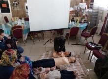 Altıntaş'ta 'İlk yardım' kursu