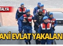 Anne katili Antalya'da yakalandı!