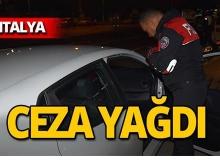 Antalya'da 375 kişi sorgulandı!