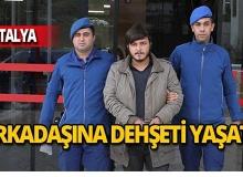 Antalya'da kan donduran olay!