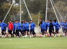 Antalyaspor'da kupa maçı hazırlıkları tamamlandı