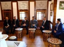 Bakan Pakdemirli, Berlin'de Türk vatandaşlarıyla bir araya geldi