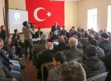 Başkan Öztürk Çubuklu'yu ziyaret etti