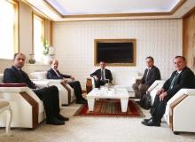 Bâbertî Külliyesi'nde yapılması planlanan 'PTT Bilgi Evi' İçin protokol imzalandı
