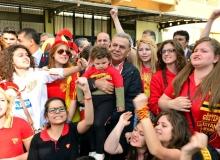 Büyükşehir'den Göztepe'ye 7 milyon liralık destek