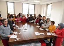 """CHP Büyükşehir adayı Böcek:""""Ekonomik olarak ailelere destek olabilecek projeler geliştirdik"""""""