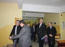 Dinar Denetimli Serbestlik Müdürlüğü'nden eğitime destek