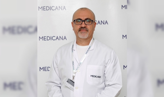 Fizik Tedavi ve Rehabilitasyon Uzmanı Dr. Aziz Denli: