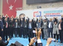 Hatay'da Cumhur İttifakı adayları açıklandı