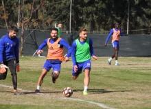 Hatayspor, Başakşehir maçı hazırlıklarını sürdürüyor