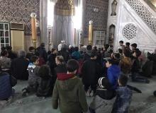 """""""Haydi Çocuklar Camiye"""" projesine yoğun ilgi"""