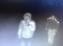 Kar topu savaşı yaparak 28 bin liralık bilezikleri çalan hırsızlardan biri yakalandı