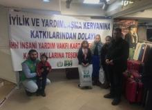 Kartal'dan Bitlis'e gönül köprüsü