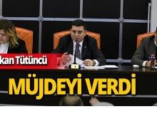 Kepez'den Altınova'ya emsal artışı müjdesi!