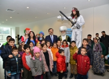 Kırşehir Belediyesinden karne tatilinde çocuklara etkinlikler