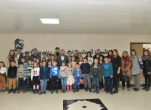 KMÜ'de Çocuk Üniversitesi uygulaması başladı