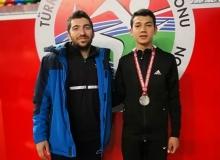 Olimpiyat kadrosuna alınan genç atlet Karaman'ı sevindirdi