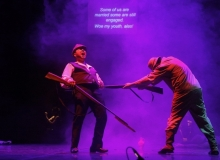 Orkestra eşliğinde türküler ve Dans Antalya DOB sahnesinde