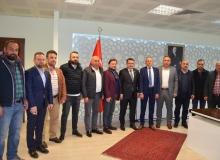 Ortahisar Belediye Başkanı Ahmet Metin Genç, sanayicilerin projesine destek verdi