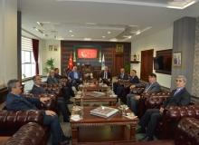 Pilot Üniversiteler Yönerge Hazırlama Çalıştayı yapıldı
