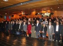 """Rize'de """"Doğu Türkistan"""" konferansı"""