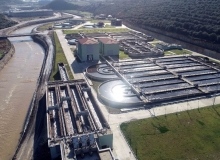 Sanayi kenti Kocaeli'ye günlük 40 bin metreküp kapasiteli arıtma tesisi