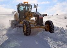 Sivas'ta kar esareti sona erdi