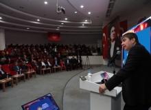 """Başkan Türel: """"Yapacağımız hizmetlerin referansı yaptıklarımızdır"""""""