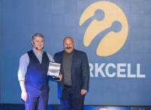 Turkcell yerli otomobilin CEO'sunu ağırladı