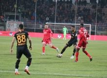 Ziraat Türkiye Kupası: Boluspor: 0 - Galatasaray: 1 (Maç sonucu)