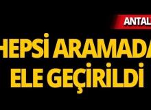 Antalya'da 9 bin TL ceza!