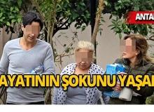 Antalya'da boşanmak isteyen eşine dehşeti yaşattı!
