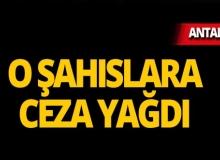 Antalya'da suçüstü yakalandılar!