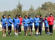 Antalyaspor ara vermeden çalışmalara başladı